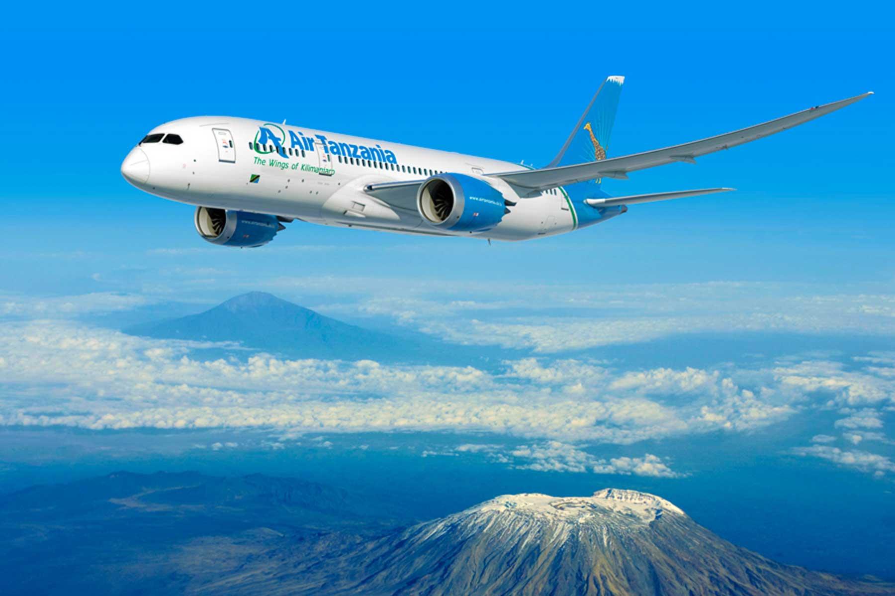 坦桑尼亚航空